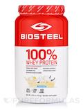100% Whey Protein, Vanilla Flavor - 25.6 oz (725 Grams)