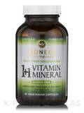1+1 Vitamin Mineral Iron-Free - 60 Vegetarian Capsules