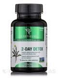 2-Day Detox - 60 Vegetarian Capsules