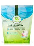 3-In-1 Laundry Detergent Pods, Fragrance Free - 60 Loads (2 lbs 6 oz / 1080 Grams)