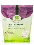 3-In-1 Laundry Detergent Pods, Lavender with Vanilla - 60 Loads (2 lbs 6 oz / 1080 Grams)