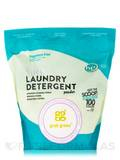 3-In-1 Laundry Detergent Powder, Fragrance Free - 100 Loads (4 lbs / 64 oz / 1.81 kg)