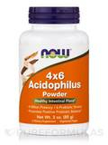 4x6 Acidophilus Powder - 3 oz (85 Grams)