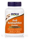4x6 Acidophilus Powder 3 oz