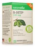 5-HTP 100 mg - 120 Vegetarian Capsules