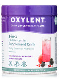 5-in-1 Multivitamin Supplement Drink, Sparkling Blackberry Pomegranate - 30 Servings (6.9 oz / 192 G