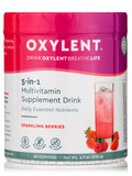 5-in-1 Multivitamin Supplement Drink, Sparkling Berries - 30 Servings (6.9 oz / 192 Grams)