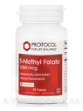 5-Methyl Folate 1,000 mcg - 90 Tablets