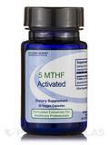 5 MTHF Activated - 30 Veggie Capsules