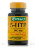 5-HTP 100 mg Double Strength - 60 Capsules