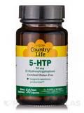 5-HTP Tryptophan 50 mg 50 Vegetarian Capsules