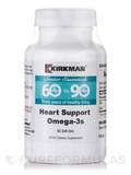 60 to 90 Heart Support Omega-3's - 60 Soft Gels