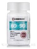 60 to 90 Men's Multi-Vitamin & Mineral Boost - 60 Capsules