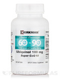 60 to 90 Super CoQ 100 mg (Ubiquinol) - 90 Soft Gels