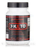 7-KETO® 100 mg - 60 Veggie Capsules