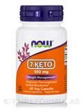 7 KETO® 100 mg - 60 Veg Capsules