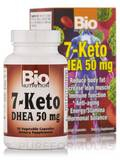 7-Keto DHEA 50 Vegetable Capsules