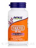 7-KETO 25 mg 90 Vegetarian Capsules