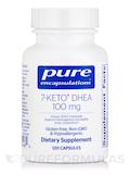 7-KETO DHEA 100 mg 120 Capsules