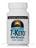 7-Keto DHEA 100 mg - 30 Tablets