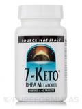7-Keto DHEA 100 mg 60 Tablets