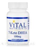 7-Keto® DHEA 100 mg 60 Capsules