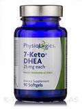 7-Keto DHEA 25 mg - 90 Softgels