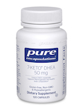 7-Keto DHEA 50 mg 120 Capsules