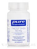 7-Keto DHEA 50 mg - 60 Capsules