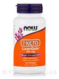 7-KETO LeanGels 100 mg - 60 Softgels