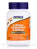 8 Billion Acidophilus & Bifidus 60 Vegetarian Capsules
