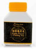 Eight Flavor Cooling Tea (Zhi Bai Di Huang Wan) 3.5 oz (100 Grams)