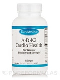 A-D-K2 Cardio Health - 60 Softgels