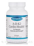 A-D-K2 Cardio Health - 60 Softgels