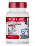 A Man's Zinc™ (Prostate Support) - 60 Vegetable Capsules