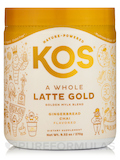 A Whole Latte Gold, Gingerbread Chai Flavored - 9.52 oz (270 Grams)