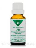 AB Homeopathic Liquid 0.64 fl. oz (20 ml)