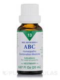 ABC Homeopathic Liquid for Earache 0.67 fl. oz (20 ml)
