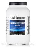 Absolute Protein Vanilla 39 Servings