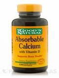 Absorbable Calcium with Vitamin D - 100 Softgels
