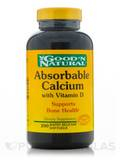 Absorbable Calcium with Vitamin D 200 Softgels