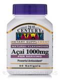 Acai Berry 1000 mg 60 Softgels