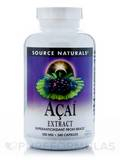 Acai Extract 500 mg 240 Capsules (Version)