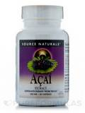 Acai Extract 500 mg 60 Capsules