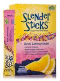NOW® Real Food - Acai Lemonade Sugar Free Drink Sticks - Box of 12 Packets
