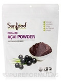 Acai Powder, Organic - 8 oz (227 Grams)