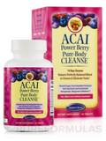 Acai Power Berry Pure-Body Cleanse - 56 Tablets