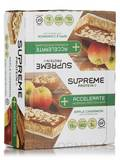 Accelerate Morning Protein Bar Apple Cinnamon BOX OF 12 BARS