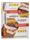 Accelerate Morning Protein Bar Strawberry Banana - BOX OF 12 BARS