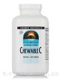 Acerola Chewable C 500 mg - 250 Tablets